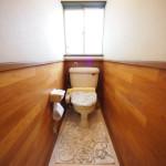 仙川スマイルシェアハウス トイレ