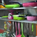 阿佐ヶ谷スマイルシェアハウスのキッチン