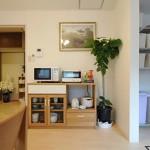 スマイルシェアハウス広尾 キッチン