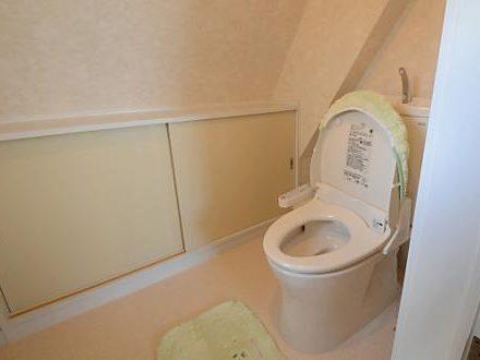 スマイルシェアハウス横浜のトイレ