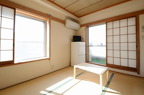 横浜スマイルシェアハウス401号室 室内写真