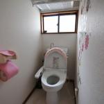 阿佐ヶ谷スマイルシェアハウスのトイレ