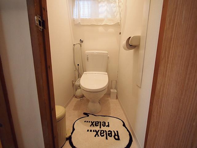 笹塚スマイルシェアハウス トイレ