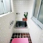 スマイルシェアハウス仙川の浴室