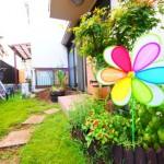 阿佐ヶ谷ハウスの庭