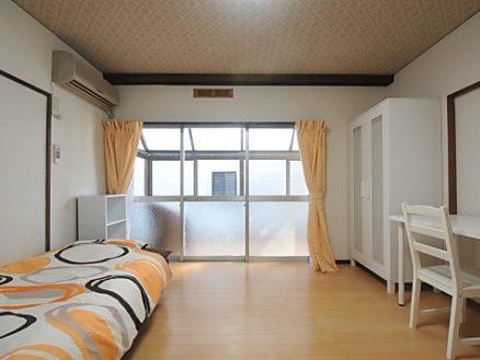 スイマルシェアハウス横浜ウェル102号室