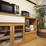 笹塚スマイルシェアハウス キッチン