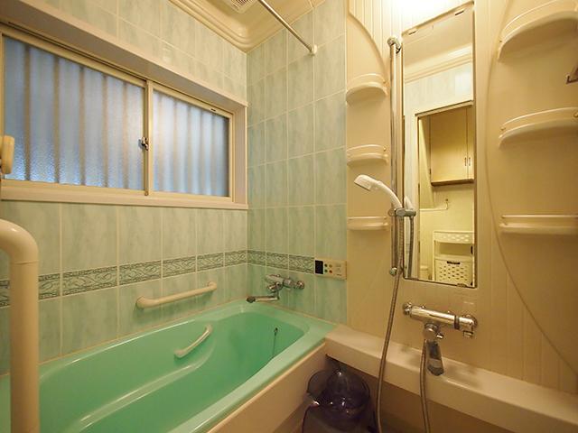 笹塚スマイルシェアハウス 浴室