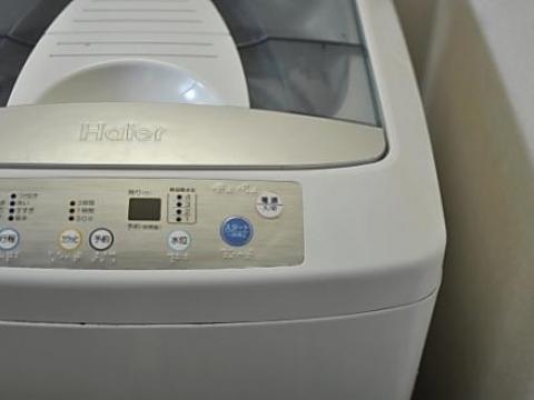 仙川スマイルシェアハウスの洗濯機