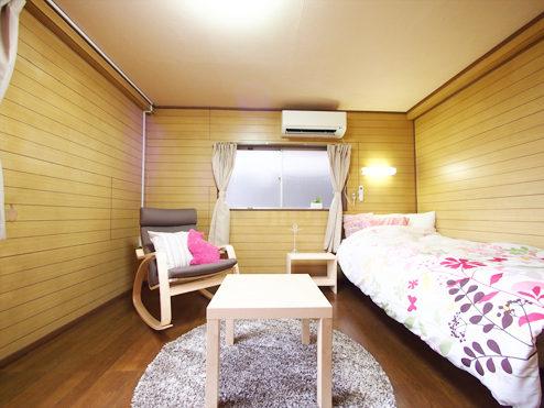 仙川スマイルシェアハウス205号室