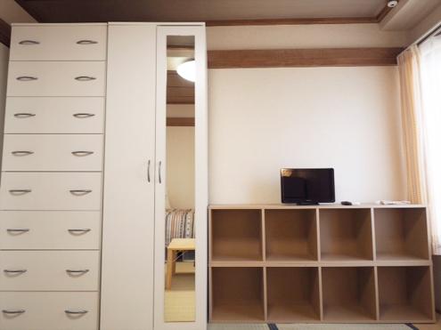 横浜スマイルシェアハウス302号室(女性専用・体験入居可)
