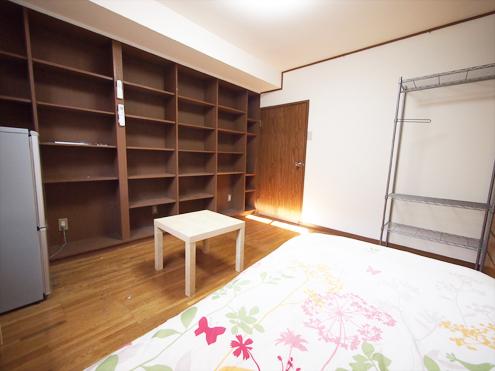 仙川スマイルシェアハウス204号室