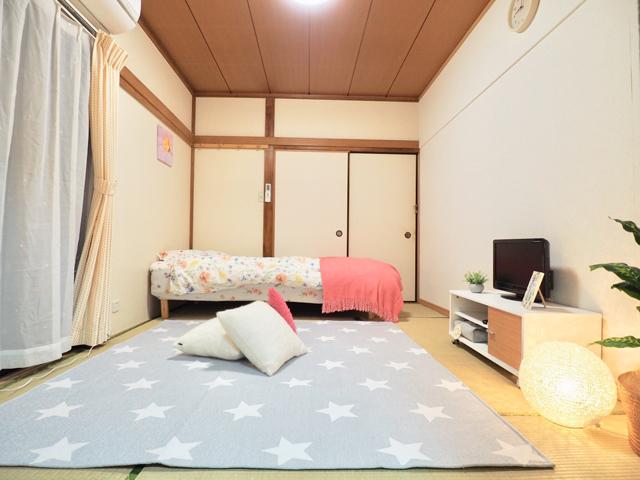 阿佐ヶ谷スマイルシェアハウス 102号室