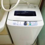 スマイルシェアハウス阿佐ヶ谷の洗濯機