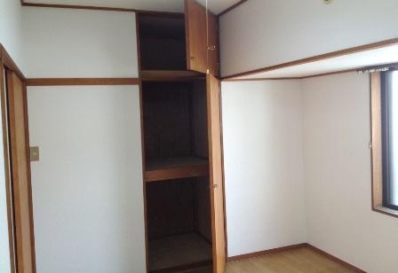 阿佐ヶ谷スマイルシェアハウス203号室収納