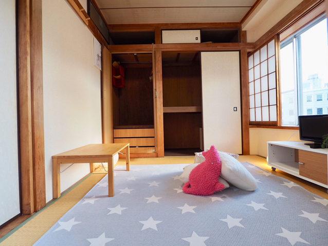 横浜スマイルシェアハウス401号室