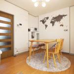 吉祥寺スマイルシェアハウスのリビングルーム