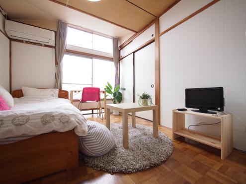 スマイルシェアハウス仙川202号室