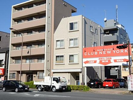 横浜スマイルシェアハウス外観