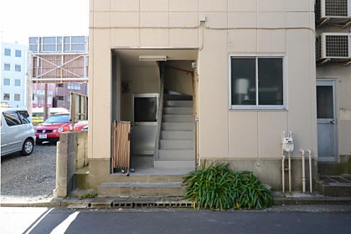 スマイルシェアハウス横浜外観