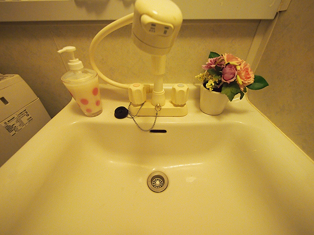 笹塚スマイルシェアハウス 洗面所