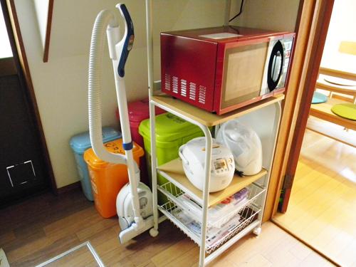 スマイルシェアハウス阿佐ヶ谷のキッチン