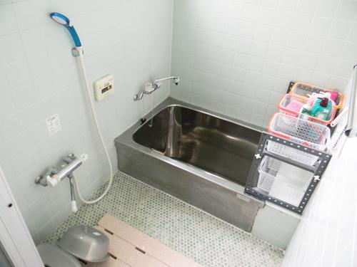 スマイルシェアハウス阿佐ヶ谷のお風呂