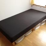 スマイルシェアハウス阿佐ヶ谷のベッド