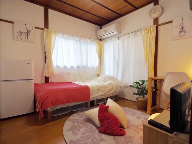 笹塚スマイルシェアハウス202号室