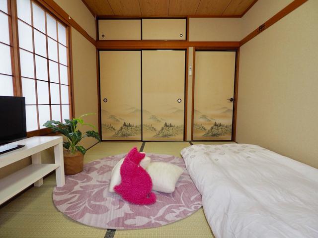 横浜市南区 井土ヶ谷にある女性専用シェアハウス「スマイルシェアハウス横浜ウェル」の201号室の写真