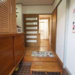 吉祥寺スマイルシェアハウスの玄関