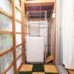 吉祥寺スマイルシェアハウスの洗濯機