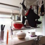 吉祥寺スマイルシェアハウスのキッチン