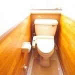 スマイルシェアハウス仙川のトイレ